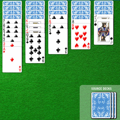 Флеш игры онлайн играться карточные пасьянсы
