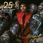 Слушать онлайн Michael Jackson альбом 25 Years Thriller (Anniversary Edition)