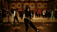 Michael Jackson Hollywood Tonight - смотреть online клип с Софией Бутелла (Sofia Boutella)