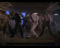 Смотреть видео Michael Jackson - Smooth Criminal (Single Version)